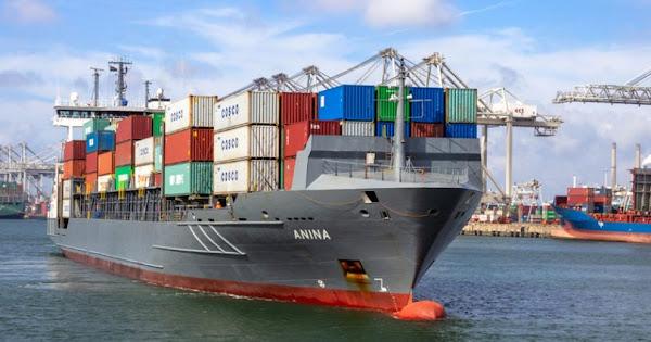 Морские контейнерные перевозки из Шанхая