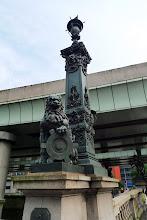 Photo: Raion(oroszlán), Nihonbashi