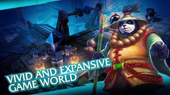 Taichi Panda: Heroes v1.5