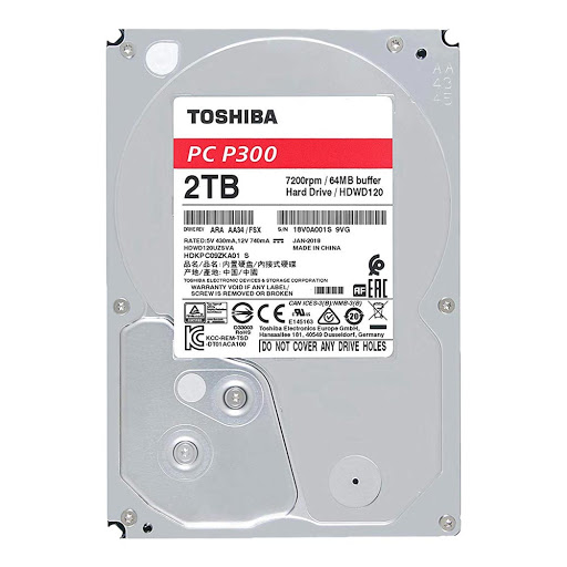 Ổ cứng HDD Toshiba P300 3.5