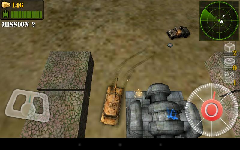 Скриншот Buddy Tanks