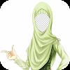 My Sketch of Hijab Photo Editor APK