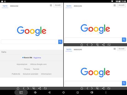 Four Tabs Tablet (Web Browser) 2.2 Latest MOD APK 2