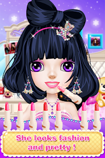 👸💄Princess Makeup Salon Screenshot