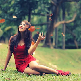 my angel... by Dida Istanto Fajar - People Fashion