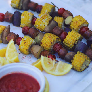 Sausage Kabobs Recipes