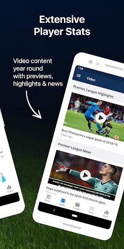EPL Live: English Premier League scores and stats 8.0.4 Screenshots 8