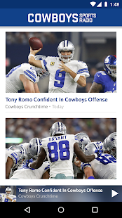 Cowboys Sports Radio- screenshot thumbnail