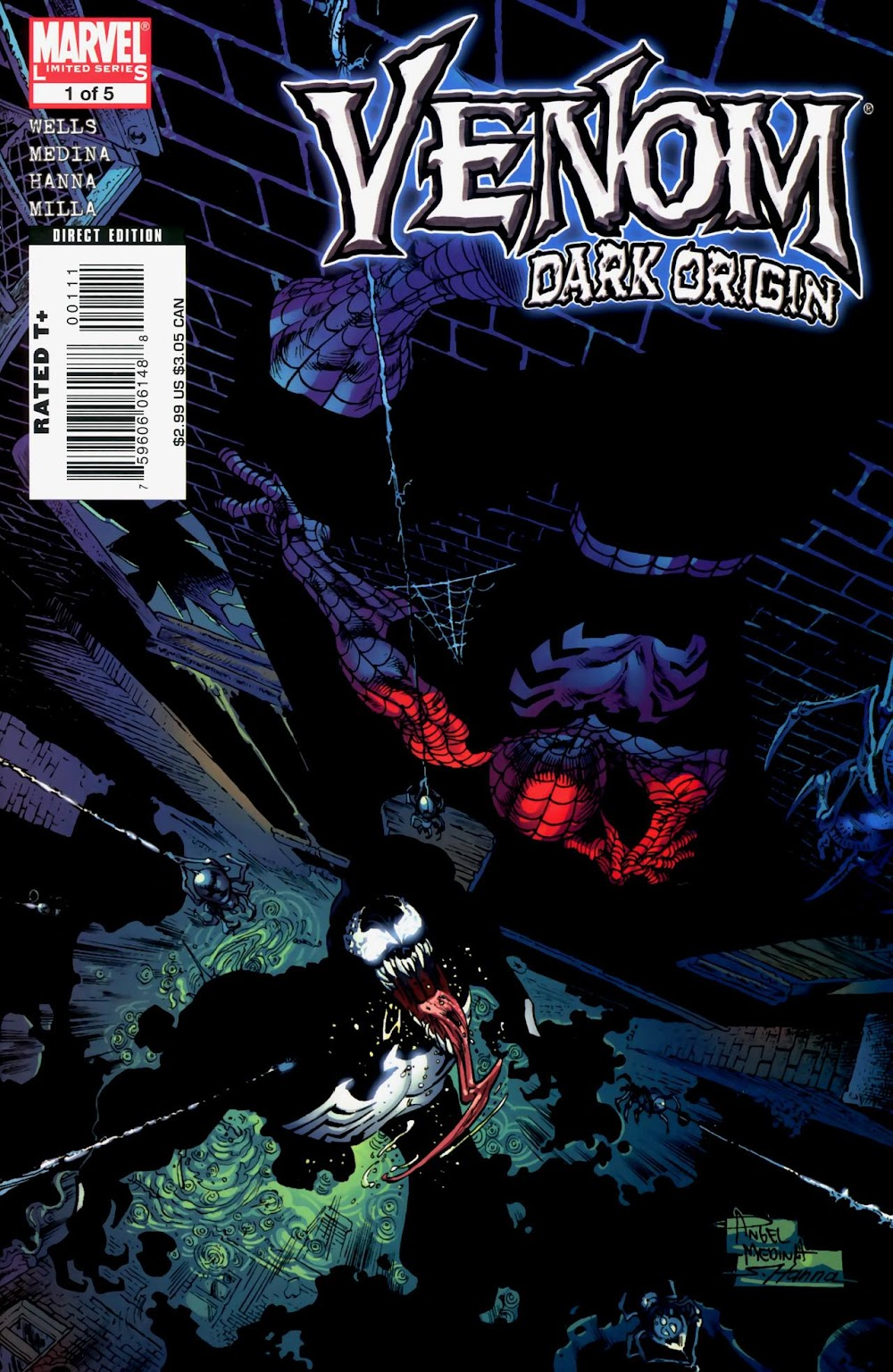 Venom - Dark Origin