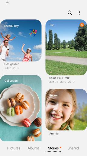 Samsung Gallery screenshot 3