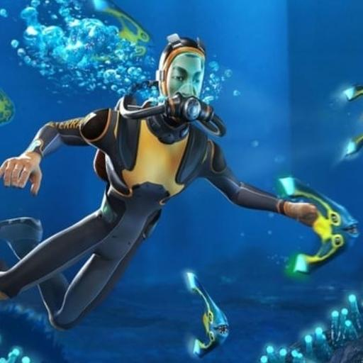 Subnautica: Crafting and map companion