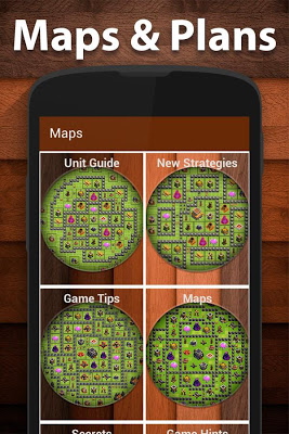 Maps for Clash of Clans - screenshot
