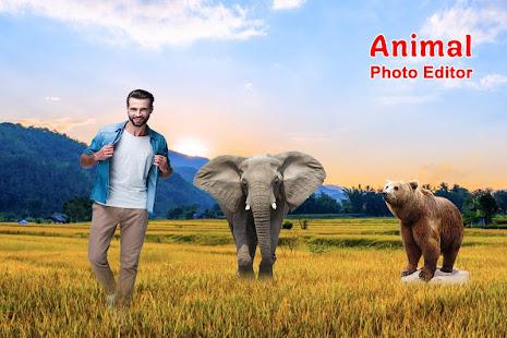 Download Wild Animal Photo Editor For PC Windows and Mac apk screenshot 4
