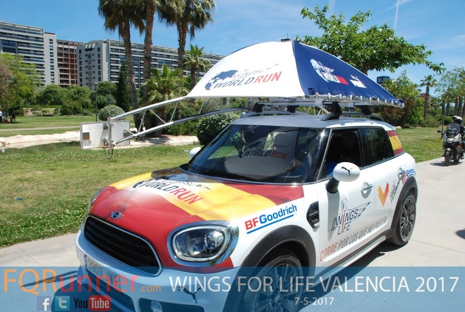 Fotos Wings for Life Valencia 2017
