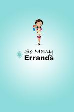 So Many Errands - Run Errands for Cash screenshot thumbnail