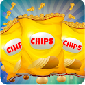 Potato Chips Maker Factory Games – Fast Food Maker icon