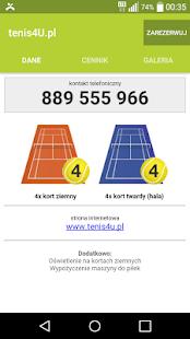 Baza kortów tenisowych - náhled