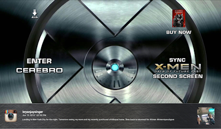 X-Men Movies Cerebro 3.10 screenshot 37786