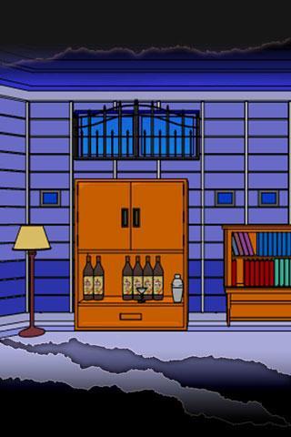 脱出ゲーム : 闇に堕ちた密室