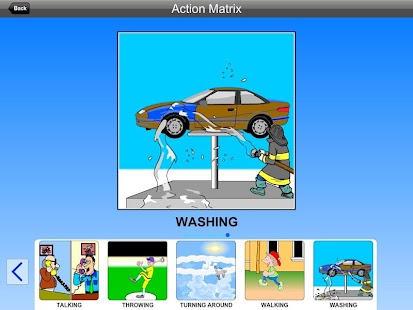 Action Matrix- screenshot thumbnail