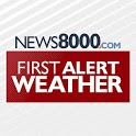 News 8000 First Alert Weather icon
