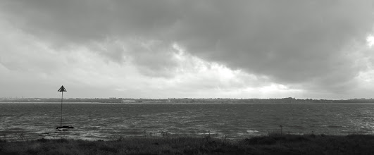 Photo: 3rd  Sky - Grey skies on Southampton Water by Marcus Whitney