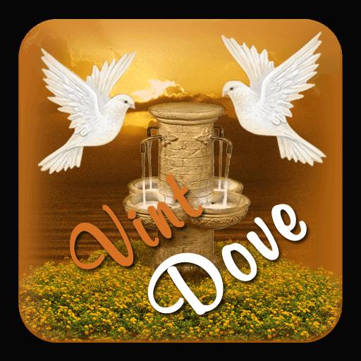Nature and Dove Theme