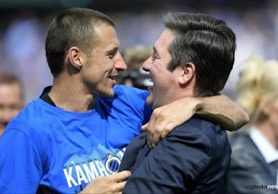 """Vincent Mannaert l'exige: """"Il doit y avoir plus de passion dans l'équipe"""""""