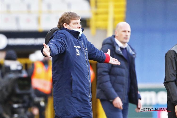 """Hein Vanhaezebrouck onder indruk van Club Brugge: """"Hadden halve finale of meer kunnen halen in EL"""" en """"Straat voorsprong"""""""