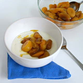 Apricot Winter Spiced Compote