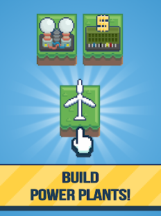 Reactor - Idle Tycoon. Energy Business Manager. Screenshot
