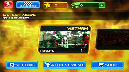 Fiery Asphalt Racing 1.0 screenshots 3