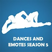 Dances and Emotes Season 5