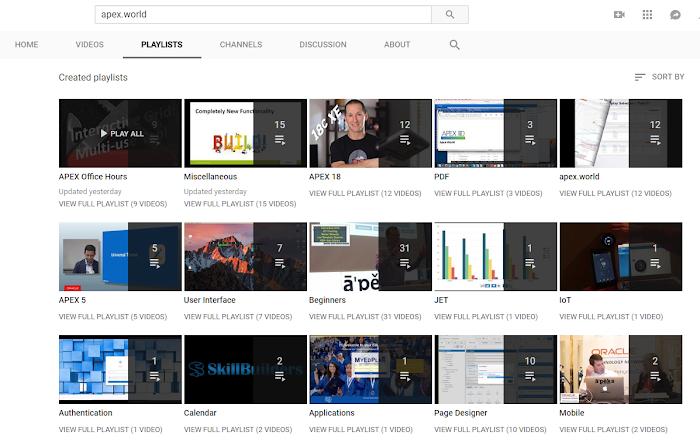 apex.world YouTube