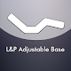 L&P Adjustable Base for PC-Windows 7,8,10 and Mac