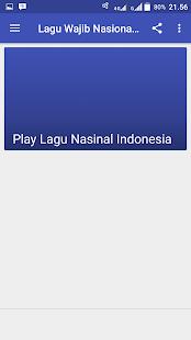 Lagu Wajib Nasional Indonesia Lengkap Mp3 - náhled