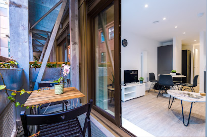 George Street Apartment in Manchester