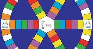 Cartel del programa de actividades que ha organizado el Ayuntamiento de Almería.