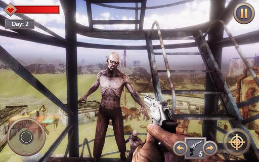 Code Triche Zombie Survival Last Day - 2 APK MOD screenshots 4