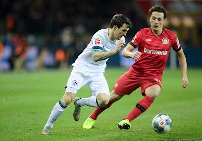 Partage de Belges en Bundesliga