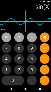 Calculator Premium - iOS 11 Stylish Theme - náhled