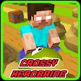 Crossy Herobrine icon