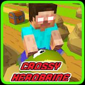 Crossy Herobrine