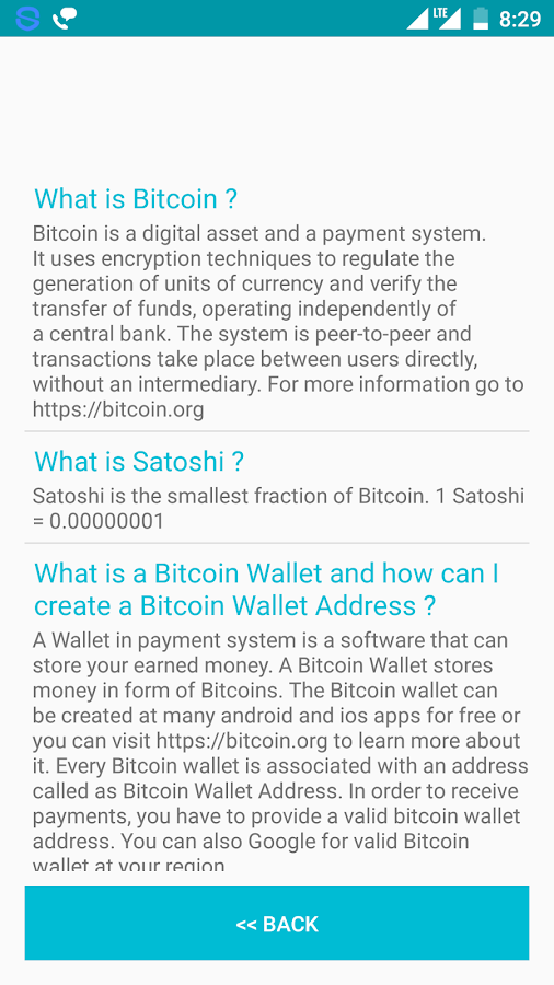 Free Bitcoin App- screenshot