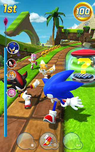 Sonic Forces u2013 Multiplayer Racing & Battle Game modavailable screenshots 10