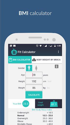 Fit Calculator