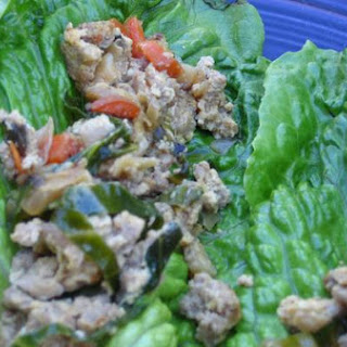 Tasty Lettuce Wraps