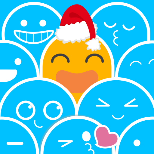 TouchPal Emoji Keyboard Fun Icon