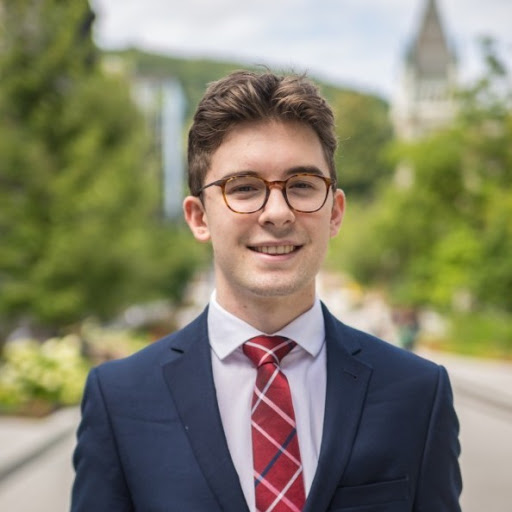 Conversations with valedictorians: Sean McNally, Desautels Faculty of Management