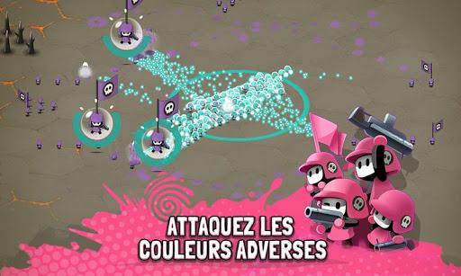 Tactile Wars  captures d'u00e9cran 1